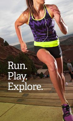 Run, play, explore and more with the FlipBelt!