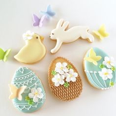 神戸アイシングクッキーレッスン【fiocco】: April 2015