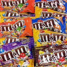 M's Chocolate Candies