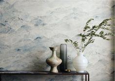 Papier peint Sansui - Zoffany - Marie Claire Maison