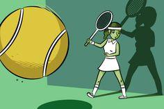 #TRASTORNOBIPOLAR Kali jugaba al tenis desde los siete años. Y lo hacía tan bien que llegó a ser seleccionada para el equipo español. Sin embargo, la presión que le provocaban las horas de entrenamiento y todas las esperanzas puestas en ella no le hacían ningún bien…Y llegó su primer ingreso en un psiquiátrico. Por suerte, su historia no acabó ahí.