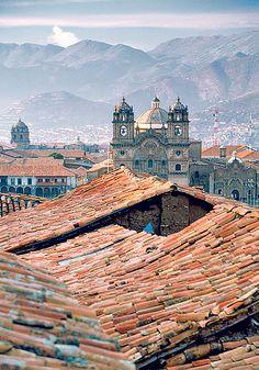 Cusco, #Perú  #travelphotography  facebook.com/mrmsholiday twitter.com/mrmsholiday
