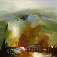 Patricia sadler Landscape Artwork, Abstract Landscape Painting, Abstract Art, Acrylic Painting Inspiration, Cool Paintings, Abstract Photography, Figure Painting, Canvas Art, Artist