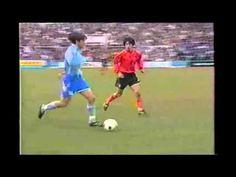 中村俊輔が高校サッカー準々決勝で魅せた圧巻ゲームメイク集 - YouTube