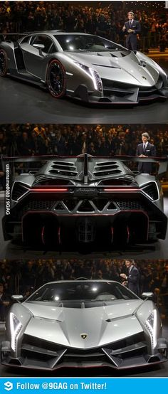 Lamborghini Veneno- only 3 in the world  I was thinking of buying a new car...