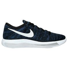 timeless design a1bd6 2137d Womens Nike LunarEpic Low Flyknit Black White Dark Purple Dust 843765 005  Black Running Shoes,