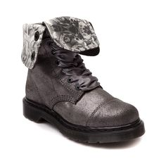 Womens Dr. Martens Aimilie Boot in Pewter