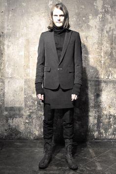 nude:masahiko maruyama 2012-2013 autumn & winter collection   coromo