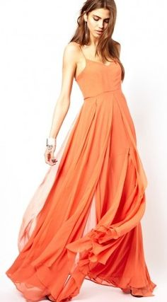 You can look for online stores for Brisk Chiffon Floor-Length Spaghetti Maxi Dress md016 with fast shipping.