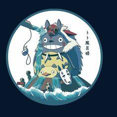 Masking Totoro #myneighbortotoro #otaku #hayaomiyazaki #miyazakihayao #totoro #manga #anime #spiritedaway #noface #princessmononoke #ghibli #ghiblistudio #studioghibli #disney #pixar #tonarinototoro #sootsprite #mivecinototoro by fullmetalautobot
