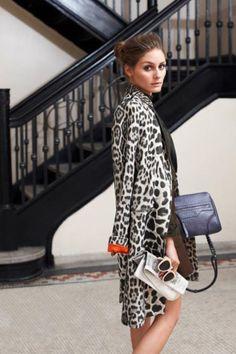 Olivia leopard perfection