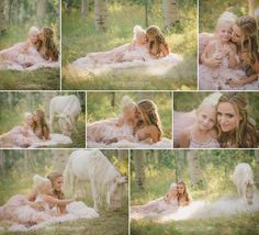 Portland Children's Photographer, Styled Mother and Daughter Session, Tutu du Monde, Koko Blush & Company, Shannon Hager Photography