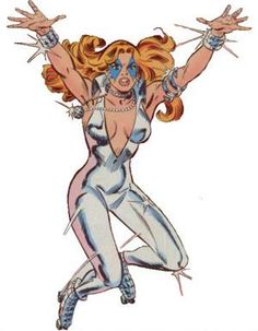 Dazzler needs an ongoing series right now.