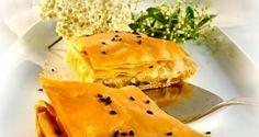 πίτα με κολοκύθα και μοσχοκάρυδο από τη Σάμο - Pandespani.com
