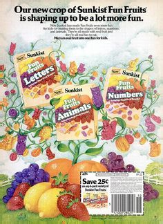 These were in my lunch almost everyday from 1985 to 1990 (probably longer!)