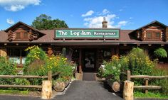The Log Jam Restaurant in Queensbury, NY Upstate New York, Lake George, Salad Bar, French Onion, Road Trippin, Rome, Amazing, Board, Rome Italy