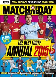 69b95ce1cf5 Match of the Day Annual 2015 (Annuals 2015)  Amazon.co.uk