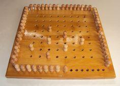 Le Cavalier est un jeu de réflexion qui se joue seul ou a 2.