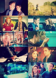 FitzSimmons | Agents Of S.H.I.E.L.D // They're adorable.