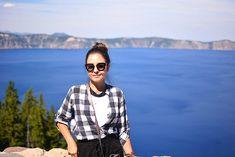 looks de trilha lago crater lake oregon