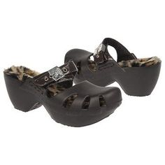 Dr. Scholl's Women's Dance2 Shoe in Brown/Leopard $50