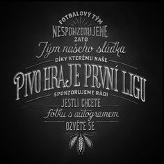 Zatec Beer Ads - Pretty/Ugly Design