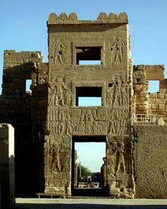 Medinet Habu, Mortuary Temple of Ramesses III