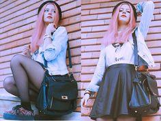 Pink is the new black. - Bianca Vrajitoru