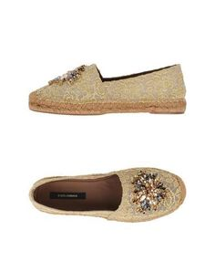 Dolce & Gabbana Women Espadrilles on YOOX.COM. The best online selection of Espadrilles Dolce & Gabbana. YOOX.COM exclusive items of Italian and international designers - Secure payments