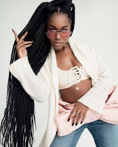 New Fashion Model Photography Glamour Editorial 51 Ideas Afro Hairstyles, Celebrity Hairstyles, Twists, Dreads, Black Girls, Black Women, Fashion Models, Fashion Outfits, Trendy Fashion