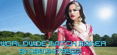 WORLDWIDE MATCHMAKER 91-09815479922 = WORLDWIDE MATCH MAKER 91-09815479922   MARRIAGES ARE MADE IN HEAVEN BUT SEOLMNISE BY US. ANY CASTE ANY WHERE IN INDIA ANY RELIGION FOR BRIDE AND GROOM CONTACT NOW 09815479922   WEBSITE -http://worldwidematchmaker09815479922.webs.com/   (WORLD MOST SUCESSFUL MATCH MAKER CALL NOW 09815479922)