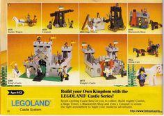 Castle Legos