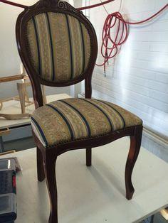 Ratatie: Uusrokokoo tyyliset tuolit