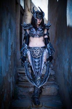 Cosplay sexy Skyrim