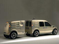 1997 Renault Pangea Concept