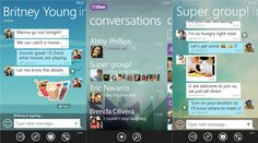 Viber messaging and VoIP client update for Windows Phone 8 devices   The Viber team today released an update to the popular messaging and VoIP client for Windows Phone 8 devices - 4.1.2.0. The updated version contains no new features, but also includes the development and the way that you treat your Viber photo, video, and location messages.