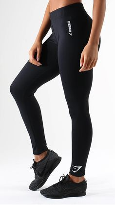With a relaxed waistband and Gymshark print design, the Ark Jersey Leggings are a simple yet essential piece of clothing for your workout wardrobe.