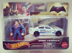 Today's Finding  SUPER MAN vs BATMAN #hotwheels #marvel #superhero #superman #batvsuperman #metropolis #metropolispd #pd #mattel #batman #dodge #police by gllover69