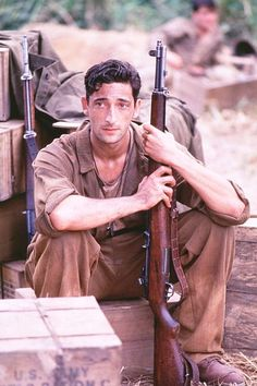 Adrien Brody ~ The Thin Red Line