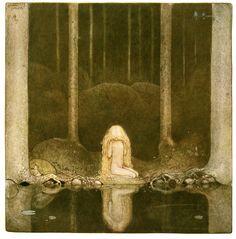 สวยมากกกกกกกกกกกกกกกกกกกกก  Charles Vess & Greenman Press » 10 artists that I like: #8 John Bauer