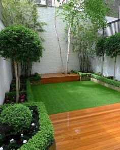 Amazing Fresh Frontyard and Backyard Landscaping Ideas Provide your garden a fresh view this season with these wonderful garden design ideas.Provide your garden a fresh view this season with these wonderful garden design ideas. Small Backyard Landscaping, Backyard Garden Design, Modern Backyard, Patio Design, Backyard Patio, Landscaping Ideas, Backyard Ideas, Patio Ideas, Small Patio