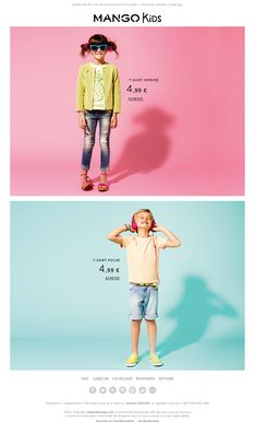 Mango Kids Newsletter