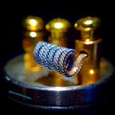 Off-Road Coil by Kent Hill Check him out on Instagram @twistedmesses…
