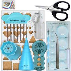 Tool Set Creation Craft Buddy Hot Pop Border Quilling Bobbin Tower Paper Kit DIY