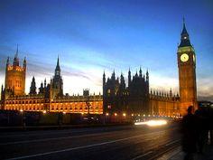 London. What a city! via beersandbeans.com