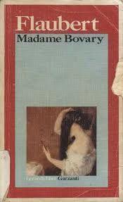 Madame Bovary, Gustav Flaubert.