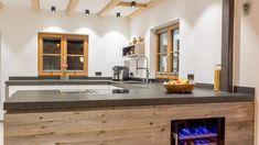 Moderne Altholzküche Bora