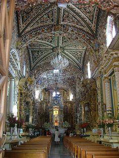 Santa Maria Tonantzintla - a photo on Flickriver