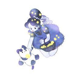 kimboris:  Bee and puppycat star dress☆https://twitter.com/_KimBoris