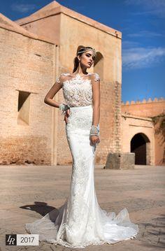 تصميمات  مختلفة لفساتين الزفاف من لورنزو روزسى 2017 Different designs for wedding dresses from Lorenzo Rossi 2017 Différents modèles de robes de mariage de Lorenzo Rossi 2017